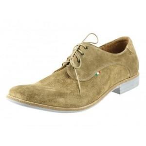 Pánske topánky - olivové