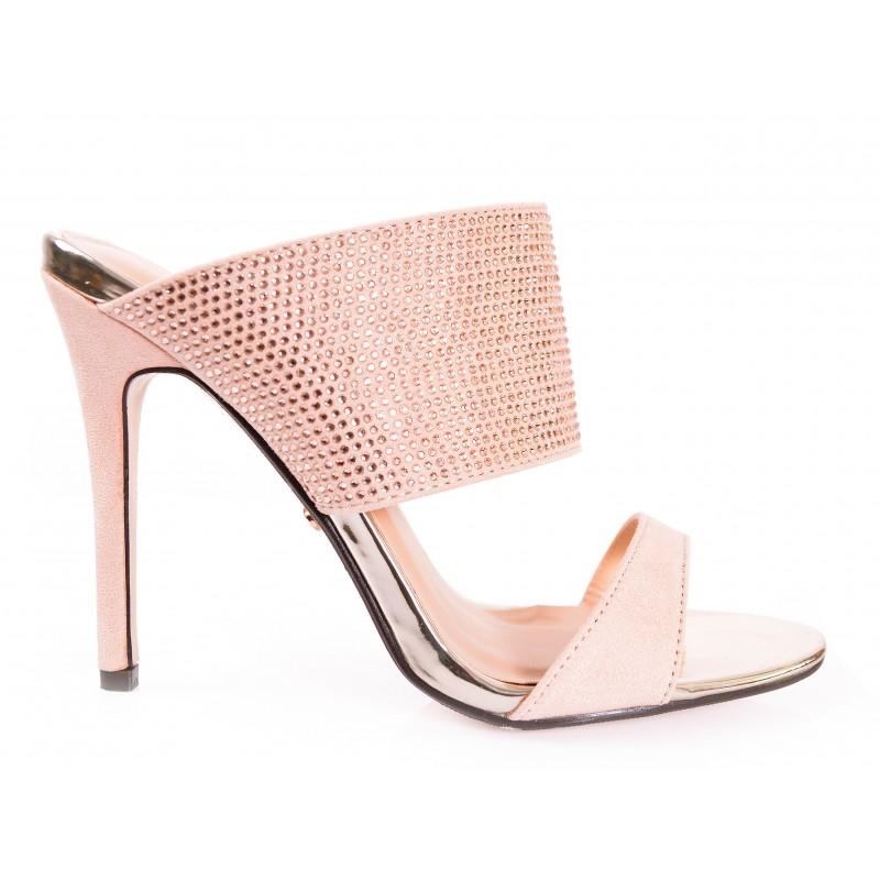Předchozí. Béžové dámské sandály na vysokém podpatku s otevřenou špičkou · Béžové  dámské sandály na vysokém podpatku ... fdf0f8c8c9