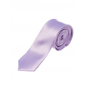Světle fialová kravata pro pány