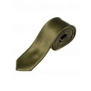 Tmavě zelené pánské elegantní kravaty