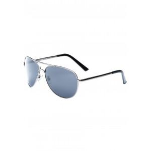 Šedé pánské sluneční brýle pilotky