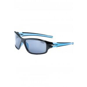 Pánské sportovní sluneční brýle modré barvy