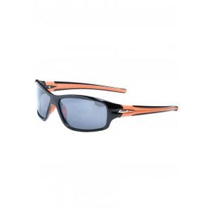 Oranžové pánské sluneční brýle sportovní