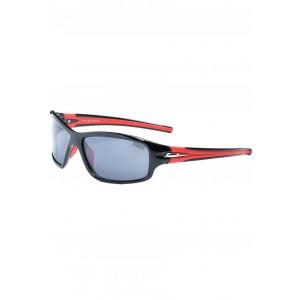 Červené sportovní sluneční brýle pánské