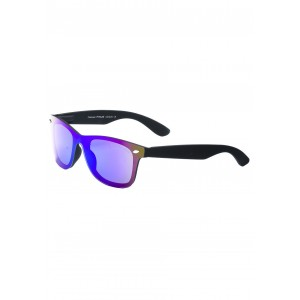 Moderní polarizační sluneční brýle s fialovými skly