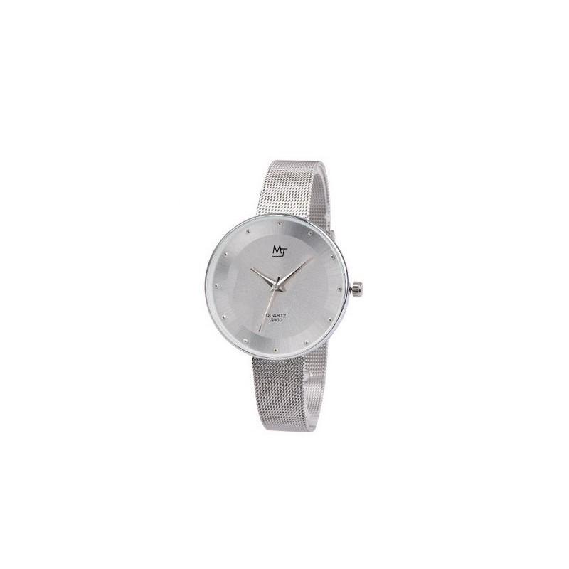 ... hodinky Stylové dámské kovové hodinky stříbrné. Předchozí 39577016b6