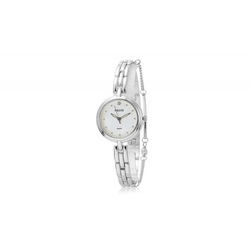 Stříbrné dámské hodinky z chirurgické oceli - manozo.cz 72de3df8ce