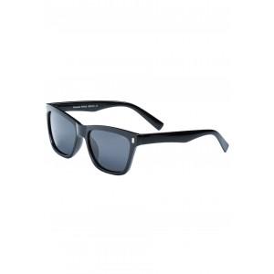 Jednoduché černé pánské sluneční brýle