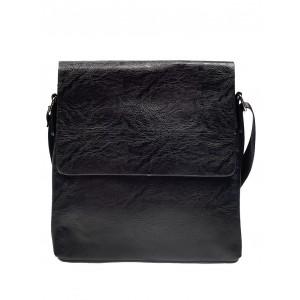 Pánská černá taška přes rameno