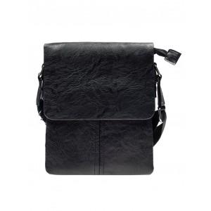 Kvalitní pánské kabelky přes rameno v černé barvě