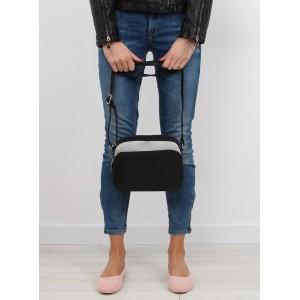 Dámské černé crossbody kabelky ke každému outfitu