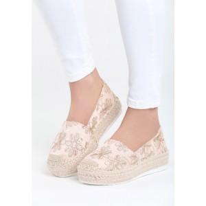 Letní boty dámské s tlustou podrážkou
