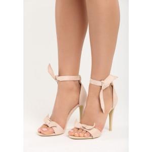 Sandály na podpatku