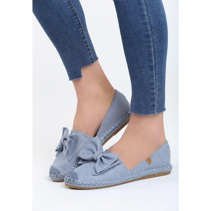 55db81c928 Dámská letní obuv v modré barvě