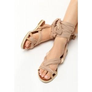 Sandály kristusky na léto