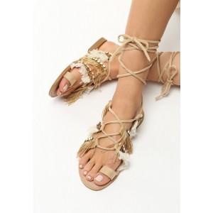 Dámské sandály gladiátorky