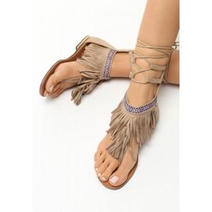Gladiátorky sandálky