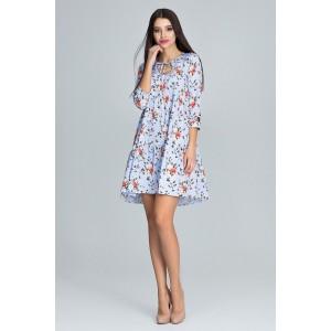 Volné šaty na léto pro dámy