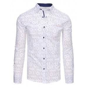 Košile pánské bílé barvy