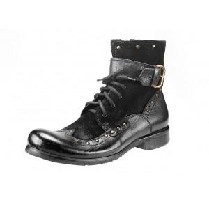 Pánské kožené boty ID: 196