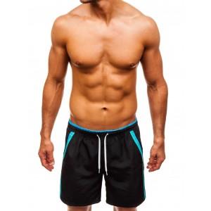 Plavky pro muže v černé barvě