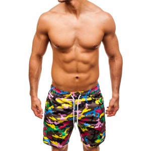 Barevné plavky pánské