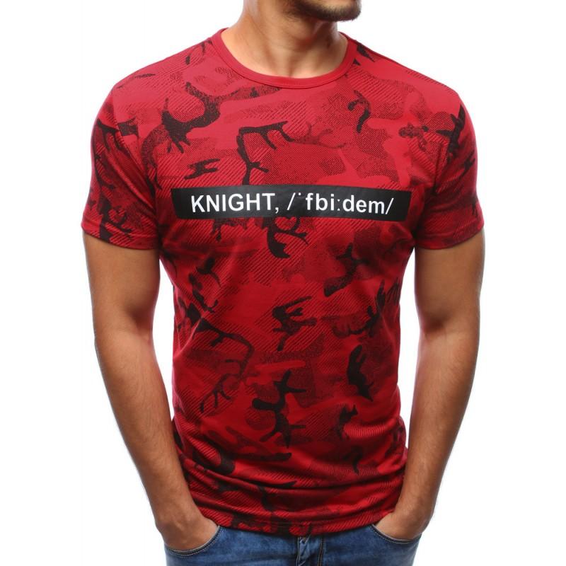 Stylová pánská trička s potiskem 1171d1a69b