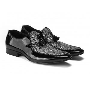 Elegantní boty mokasíny