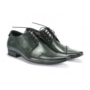 Kožené boty pro pány