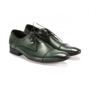 Kožené boty pánské