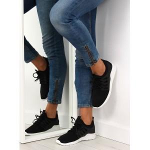 Sportovní obuv černé barvy