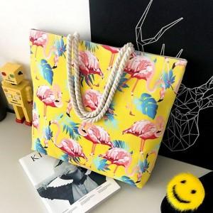 Dámská taška přes rameno na pláž