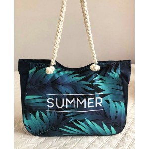 Plážová taška na zip