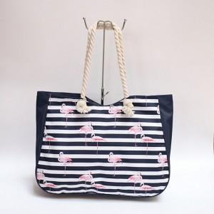 Plátěné tašky na pláž