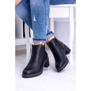 Dámská kotníková obuv na zimu