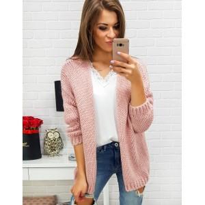 Pletený svetr kardigán