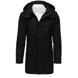 Kabát pánský černý