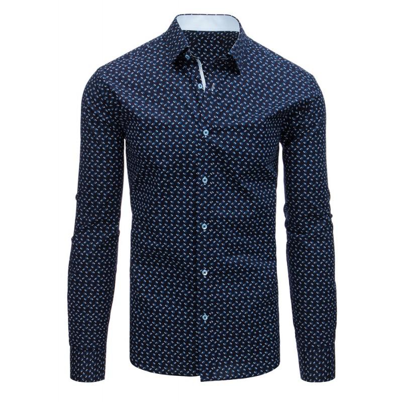 216fb40dd219 Luxusní košile pánské se vzorem