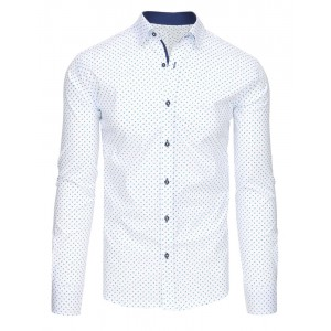 Luxusní košile bílé barvy