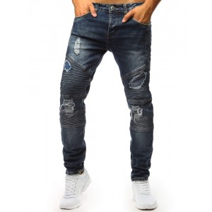 Pánské roztrhané džíny