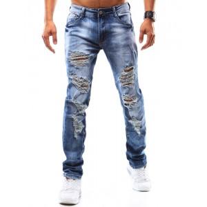 Roztrhané džíny pro muže