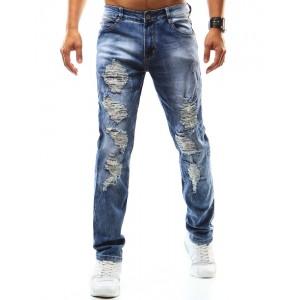 Moderní kalhoty pánské
