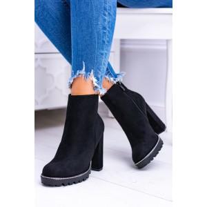 Dámské kotníkové boty na jaře