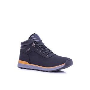 Boty na zimu černé