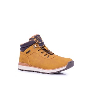 Pánské zimní boty béžové