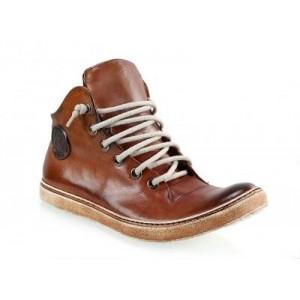 Športová pánska obuv - oranžová